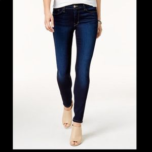 Flying Monkey Skinny Mid-Rise Jeans